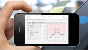 uCheck - App per iPhone lettura delle urine